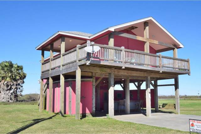 2631 Palm Drive, Crystal Beach, TX 77650 (MLS #2631062) :: The Bly Team