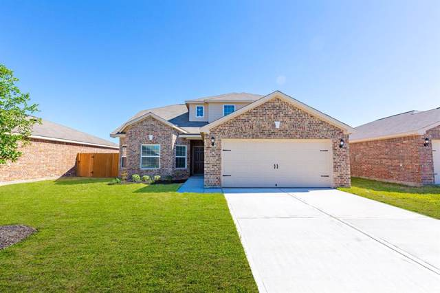 9510 Smoky Quartz Drive, Iowa Colony, TX 77583 (MLS #26311733) :: Phyllis Foster Real Estate