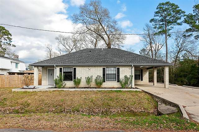 1186 Pine Glen, Sour Lake, TX 77659 (MLS #26313447) :: The Sansone Group