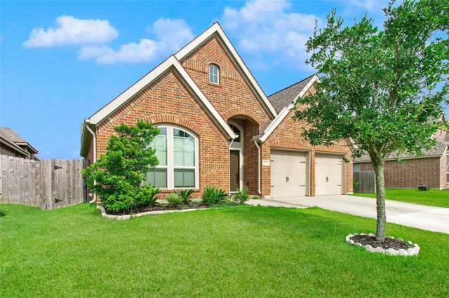3616 Cibolo Court, Pearland, TX 77584 (MLS #26318555) :: Phyllis Foster Real Estate