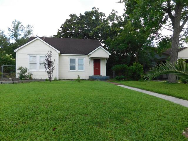 316 Joyce Street, Houston, TX 77009 (MLS #26331895) :: The Heyl Group at Keller Williams