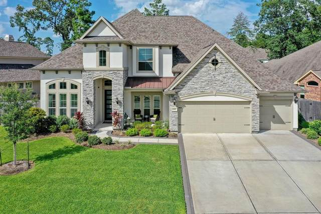 2757 Lake Shadow Drive, Conroe, TX 77385 (MLS #26332761) :: The SOLD by George Team