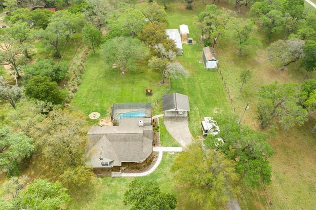 9199 County Road 505, Brazoria, TX 77422 (MLS #2634133) :: Lisa Marie Group | RE/MAX Grand