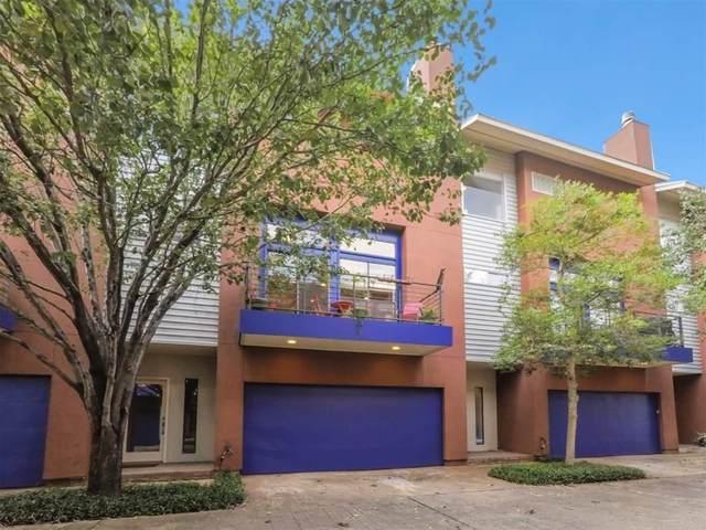 1503 California Street C, Houston, TX 77006 (MLS #26343104) :: Keller Williams Realty