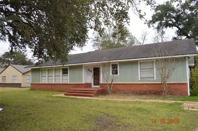 609 Magnolia Street, Lake Jackson, TX 77566 (MLS #26344710) :: NewHomePrograms.com LLC