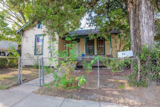 711 Quitman Street, Houston, TX 77009 (MLS #2635249) :: The Home Branch