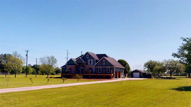 829 Van Ostrand S, Stowell, TX 77661 (MLS #26362593) :: Ellison Real Estate Team