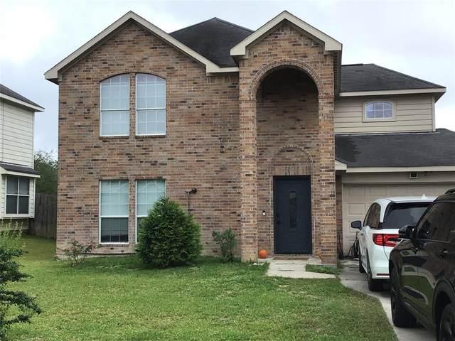14014 Tanning Lane, Willis, TX 77378 (MLS #26368046) :: Texas Home Shop Realty