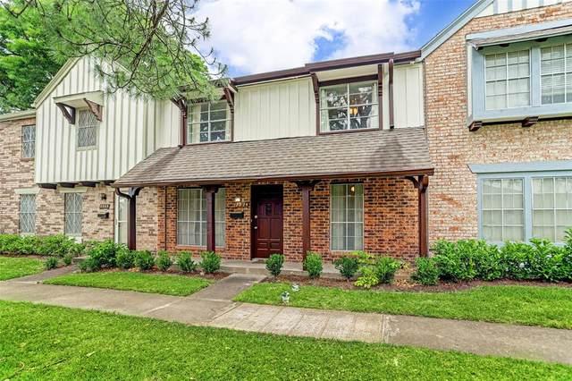 2224 Triway Lane #99, Houston, TX 77043 (MLS #26377438) :: The Home Branch