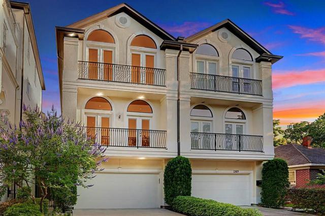 1307 W Bell Street, Houston, TX 77019 (MLS #26381896) :: Keller Williams Realty