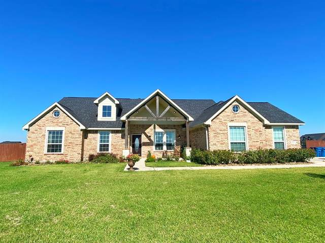 11018 Stallion Dr, Needville, TX 77461 (MLS #26383067) :: Texas Home Shop Realty