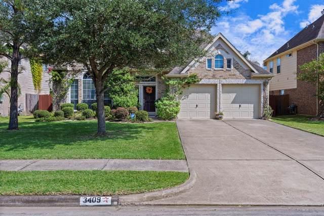 3409 Palm Bay Circle, Seabrook, TX 77586 (MLS #26397579) :: Ellison Real Estate Team