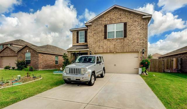 318 Shoshone Ridge Drive, Santa Fe, TX 77568 (MLS #26398366) :: Phyllis Foster Real Estate