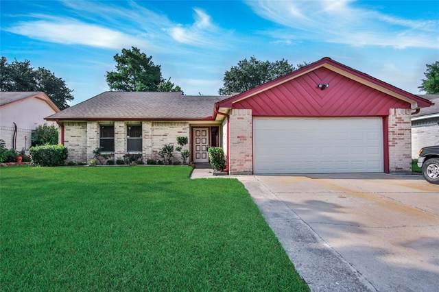 16218 Sierra Grande Drive, Houston, TX 77083 (MLS #26407147) :: Ellison Real Estate Team