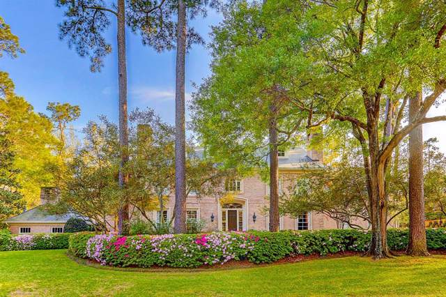 11007 Wickwood Drive, Piney Point Village, TX 77024 (MLS #26430706) :: The SOLD by George Team