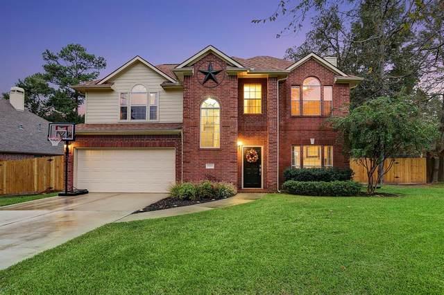 7310 Ponderosa Drive, Magnolia, TX 77354 (MLS #26432170) :: Keller Williams Realty