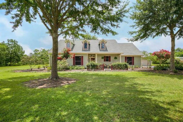 9305 Nancy Lane, Tomball, TX 77375 (MLS #26435310) :: The SOLD by George Team
