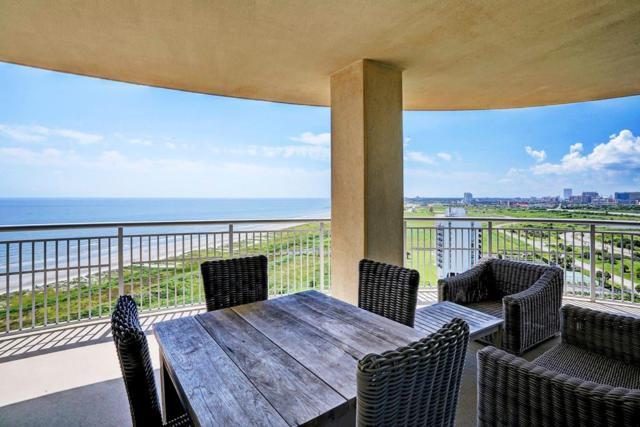 801 E Beach Drive Tw1110, Galveston, TX 77550 (MLS #26439441) :: Christy Buck Team