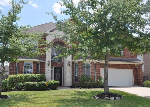 2418 Falcon Knoll, Katy, TX 77494 (MLS #26454957) :: Rachel Lee Realtor