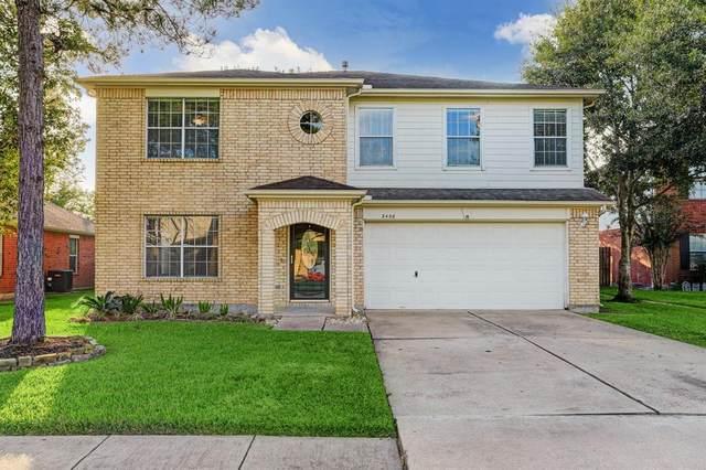 3406 Deer Court, Pearland, TX 77581 (MLS #26474436) :: Caskey Realty