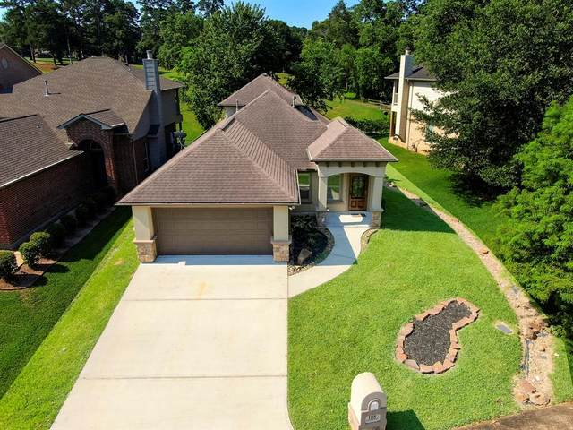 108 Harbour Town Drive, Montgomery, TX 77356 (MLS #26488726) :: Texas Home Shop Realty