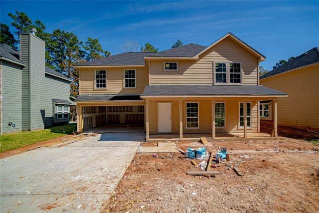 14976 Crockett Road, Willis, TX 77378 (MLS #26502502) :: The Home Branch