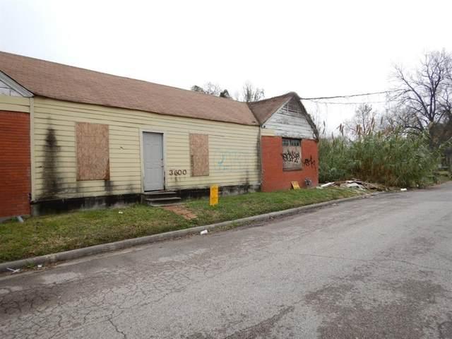 3600 Bayou Drive, Houston, TX 77022 (MLS #26506446) :: My BCS Home Real Estate Group