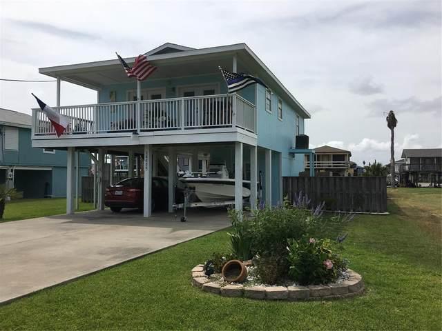 16626 Jamaica Inn Road, Jamaica Beach, TX 77554 (MLS #26520102) :: The Wendy Sherman Team