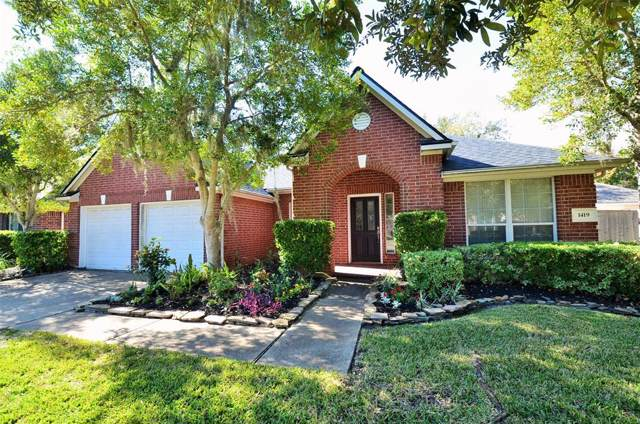 1419 Cross Valley Dr, Sugar Land, TX 77479 (MLS #26540581) :: The Queen Team