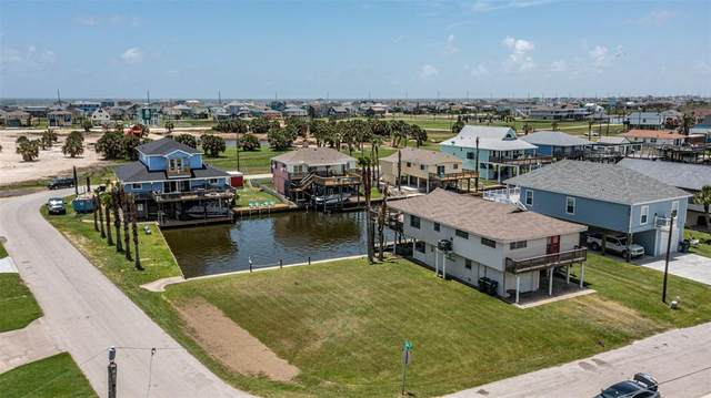 22803 Vida, Galveston, TX 77554 (MLS #26542127) :: My BCS Home Real Estate Group