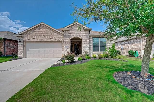 3422 Satin Leaf Lane, Richmond, TX 77469 (#26552738) :: ORO Realty