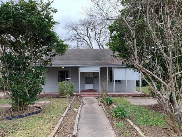 1209 Avenue G, Bay City, TX 77414 (MLS #26556065) :: Caskey Realty