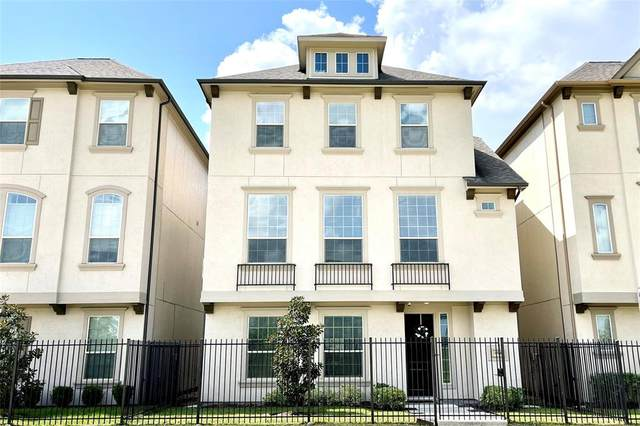 464 N Live Oak Street, Houston, TX 77003 (MLS #26562210) :: All Cities USA Realty
