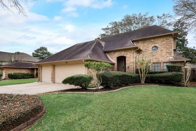 15923 Spring Forest Drive, Houston, TX 77059 (MLS #26564182) :: Lisa Marie Group   RE/MAX Grand