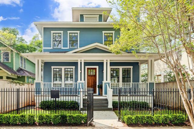 735 Rutland Street, Houston, TX 77007 (MLS #26567326) :: KJ Realty Group