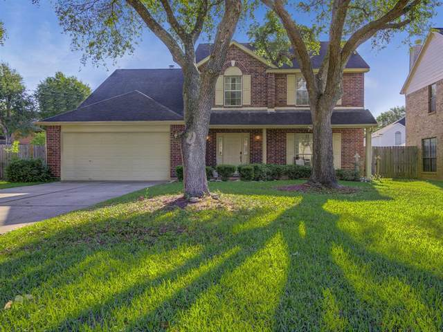 4207 Royal Manor Drive, Pasadena, TX 77505 (MLS #26568764) :: The Bly Team