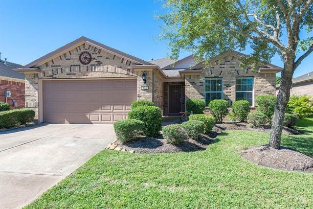 934 Honeysuckle Vine Drive, Rosenberg, TX 77469 (MLS #26576767) :: The Sansone Group