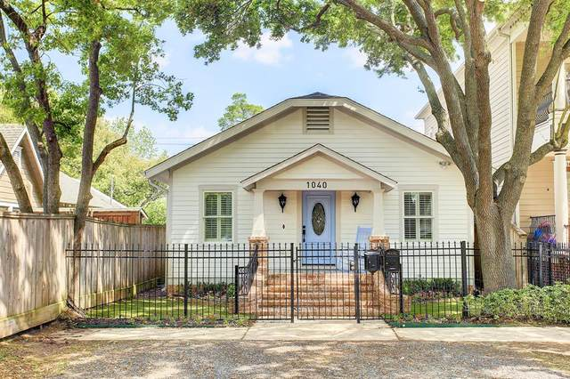 1040 Waverly Street, Houston, TX 77008 (MLS #26592085) :: NewHomePrograms.com LLC