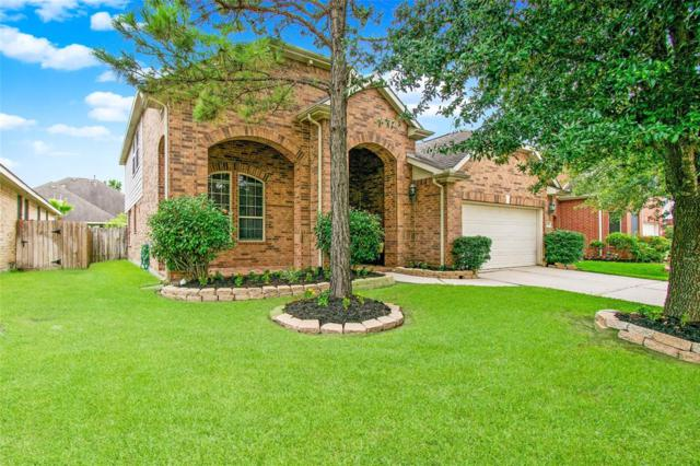 4718 Butterfly Path Drive, Humble, TX 77396 (MLS #26599328) :: The SOLD by George Team