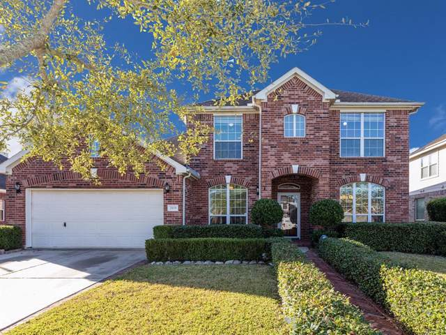 2175 Brittany Colony Drive, League City, TX 77573 (MLS #26603140) :: The Bly Team