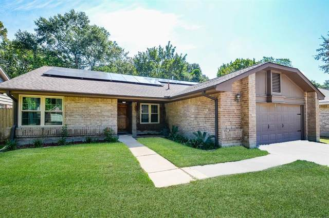 5318 Pine Cliff Drive, Houston, TX 77084 (MLS #26614379) :: NewHomePrograms.com LLC