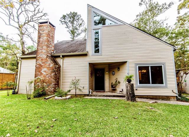 26609 Edgewood Court, Huntsville, TX 77320 (MLS #26615497) :: The SOLD by George Team