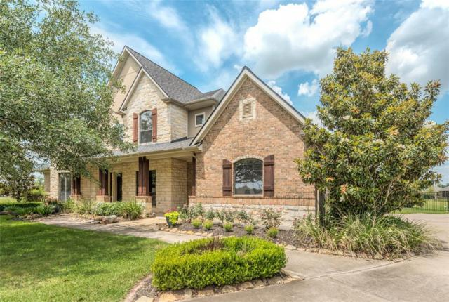 4602 Santa Barbara Way, Richmond, TX 77406 (MLS #26619414) :: The SOLD by George Team