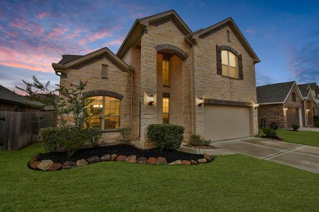 18715 Laurel Hills Drive, New Caney, TX 77357 (MLS #26620793) :: The SOLD by George Team