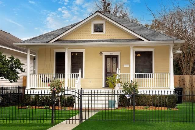 445 W 21st Street, Houston, TX 77008 (MLS #2664757) :: Christy Buck Team