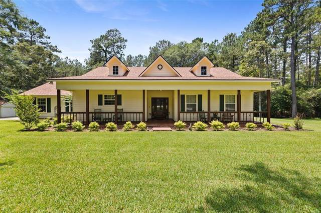 24503 Gromwell Drive, Magnolia, TX 77355 (MLS #26659646) :: Lerner Realty Solutions