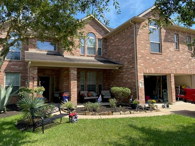 4113 S Meridian Greens Drive, Dickinson, TX 77539 (MLS #26662601) :: The Freund Group