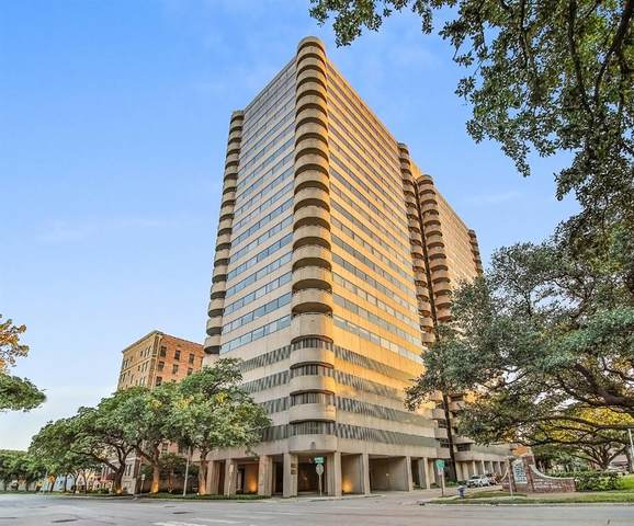 5000 Montrose Boulevard 9G, Houston, TX 77006 (MLS #2666289) :: Green Residential