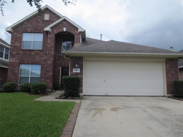2526 Artesia Drive, Deer Park, TX 77536 (MLS #26667847) :: The Heyl Group at Keller Williams