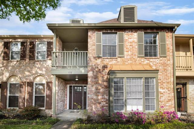 5801 Lumberdale Road #170, Houston, TX 77092 (MLS #26673517) :: Lerner Realty Solutions